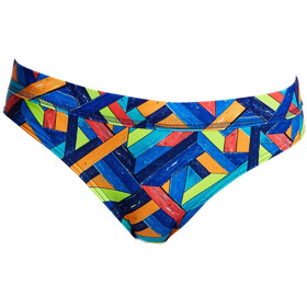 Funkita Sports Brief bikini Dames bont